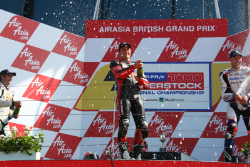 Josh Brookes Doubles Up
